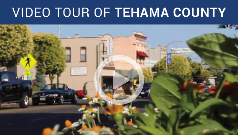 video tour of tehama county